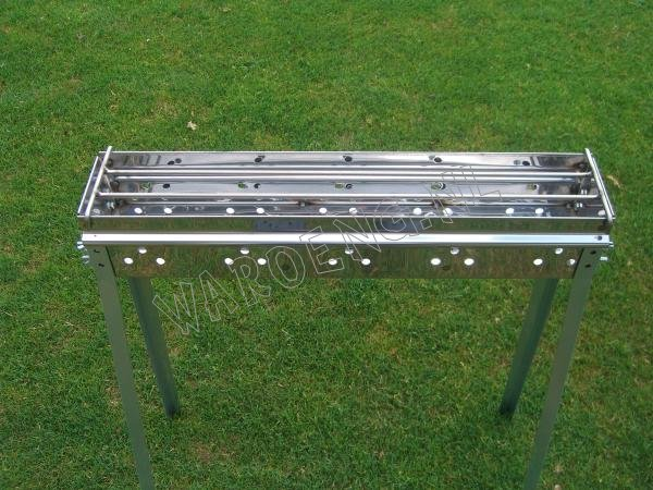 Standing Sate Barbecue 60cm - Click Image to Close