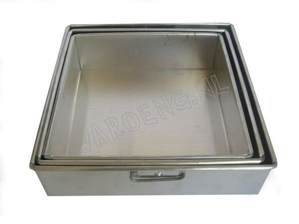 Cake pans/set 3 - Click Image to Close