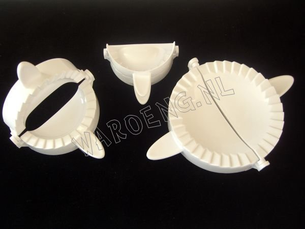 Pastei Moulds/ set 3 - Click Image to Close